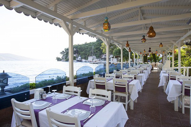 Baga Boutique Hotel Akyaka Gokova Agaisches Meer Turkei